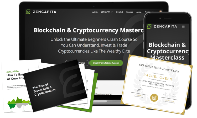 Enroll Today - Blockchain & Cryptocurrency Masterclass