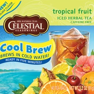 Tropical Fruit Cool Brew Iced Tea from Celestial Seasonings