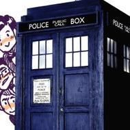 TARDIS Blend from Adagio Custom Blends, Cara McGee