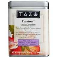 Passion (full leaf) from Tazo