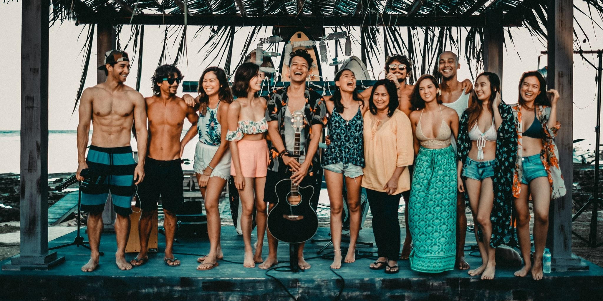 Ben&Ben, Franco, Reese Lansangan, and more featured in Siargao's original soundtrack