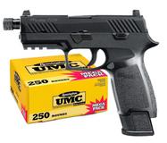 Sig Sauer Sig Sauer P320 Carry Tacops + 250 Rounds UMC 9mm