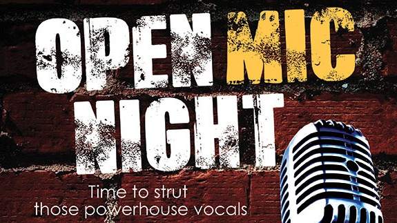 Fern & Kiwi: Open Mic Night