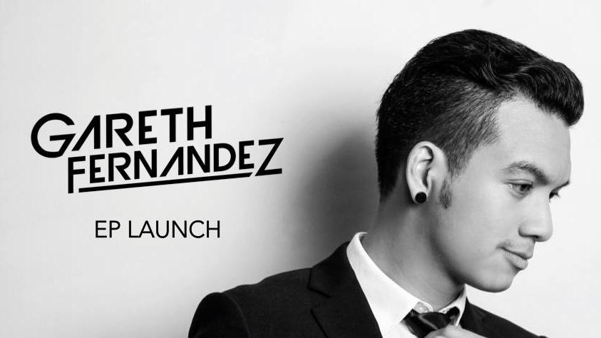 Gareth Fernandez EP Launch