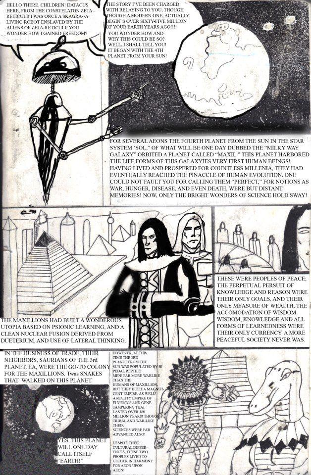 image: CREATION MYTH PAGE 1