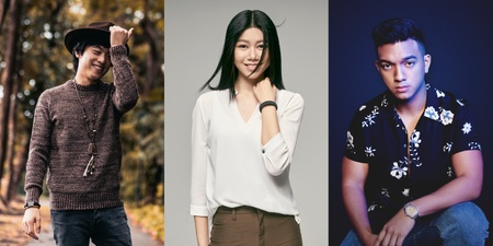 Marina Bay Sands' concert series Open Stage returns this month with Priscilla Abby, Gareth Fernandez and Dru Chen