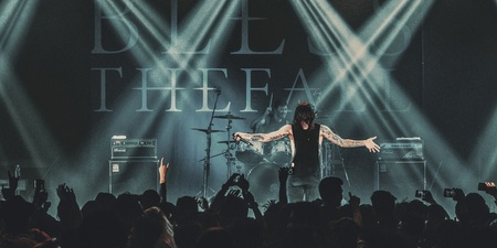 PHOTO GALLERY: blessthefall Live in Manila