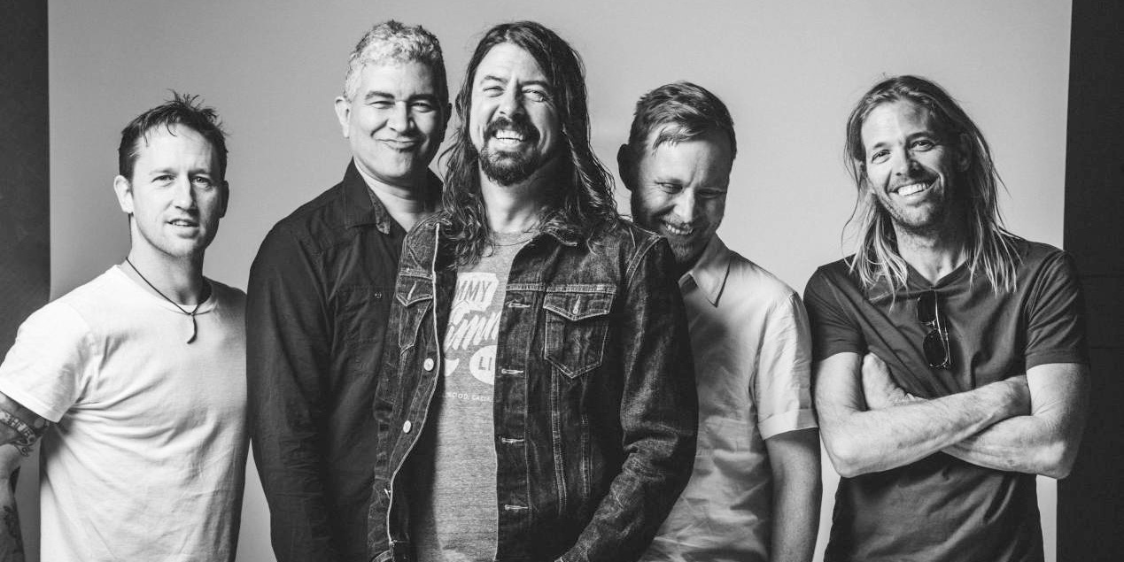 Foo Fighters seem likely to perform in Southeast Asia this year