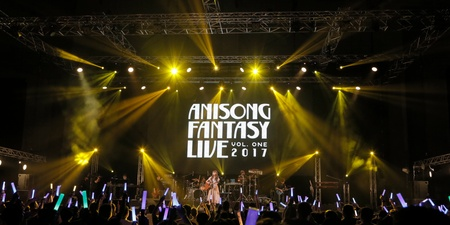 Anime theme songs came alive at Anisong Fantasy Live in Singapore
