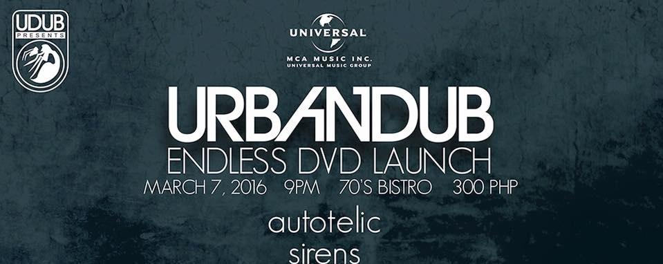 Urbandub: Endless DVD Launch