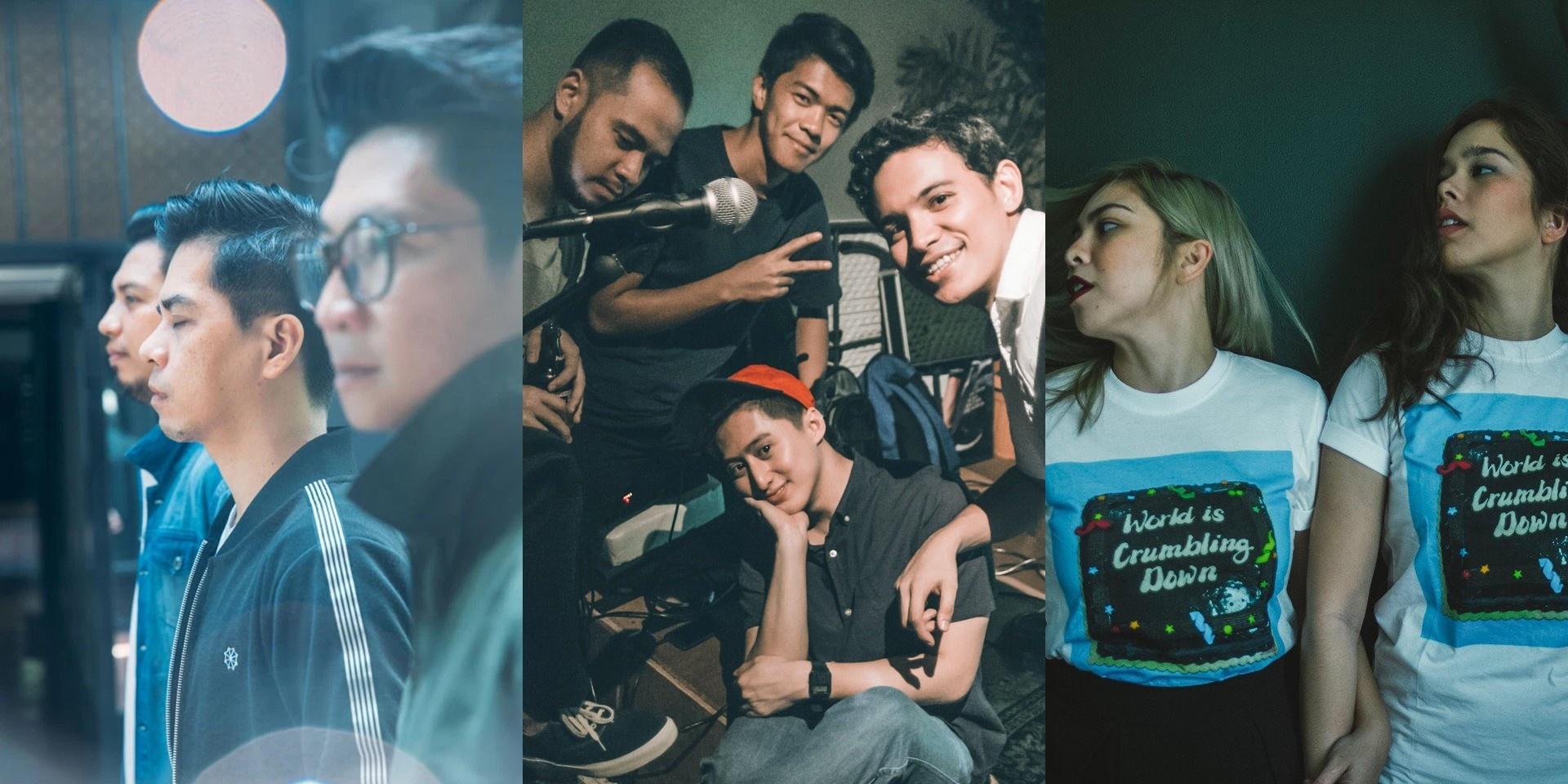 Orange & Lemons, Rusty Machines, Cheats and more to perform at Free the Sea Movement 3 in La Union