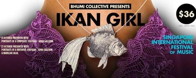 Ikan Girl
