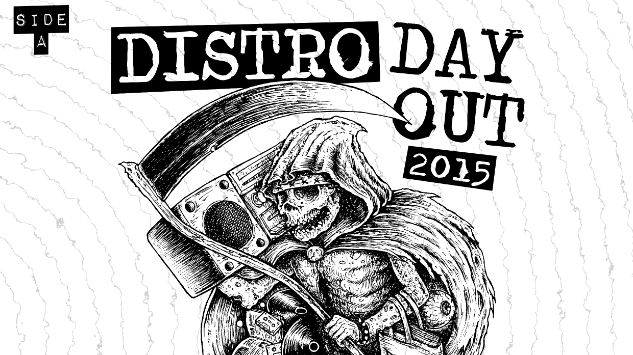 Distro Day Out 2015
