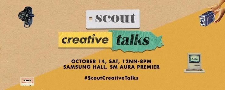 Scout Creative Talks 2017