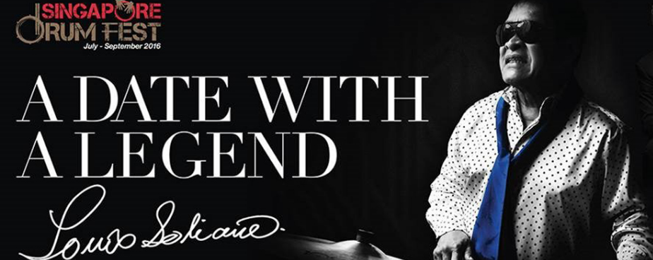 A Date with a Legend: Louis Soliano
