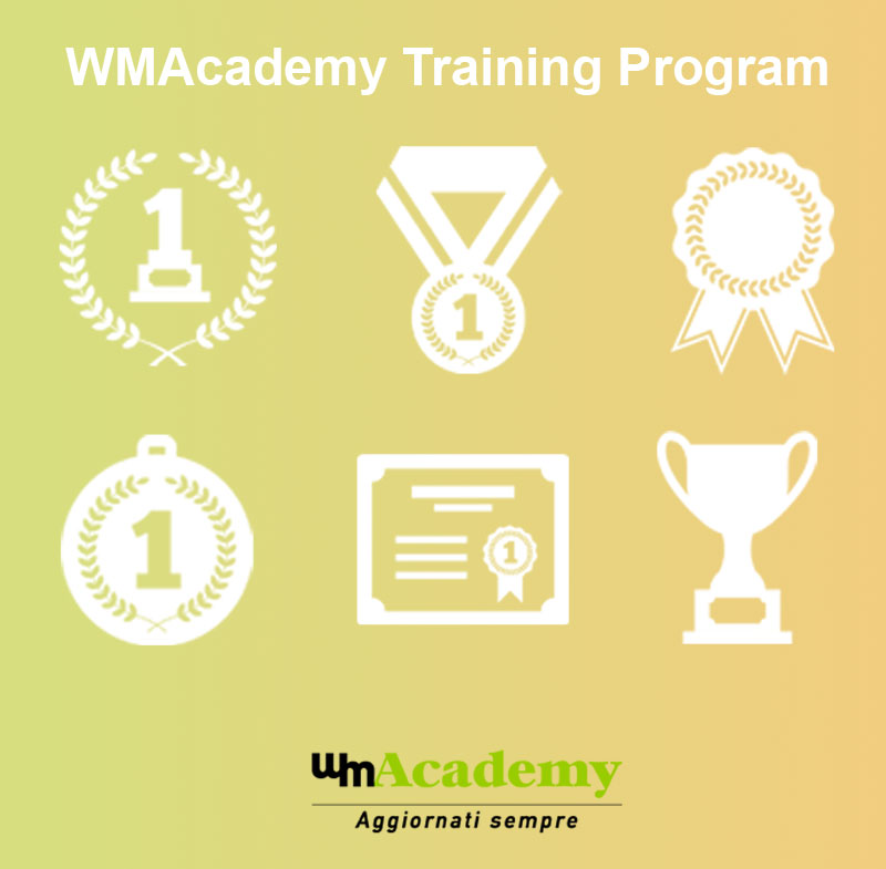 WMAcademy corsi online training program