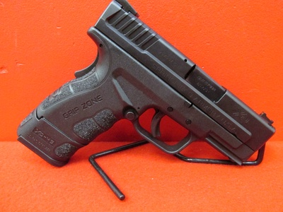 Springfield Armory XD-45 Mod 2 Sub-Compact | Stop Drop and