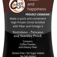 Fiber Enriched Coffee from Cheer Ups Nutrition