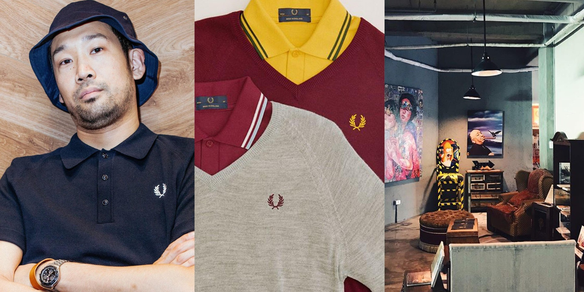 Fred Perry to celebrate Record Store Day in Manila and Cebu