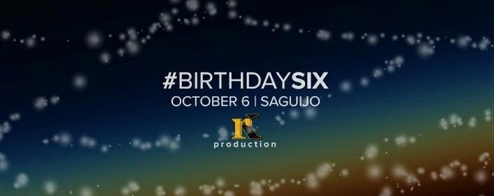 Birthday Six: A 6-in-1 Medyo Birthday Gig
