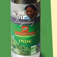 Thé Noir Darjeeling (Inde) from Ethiquable