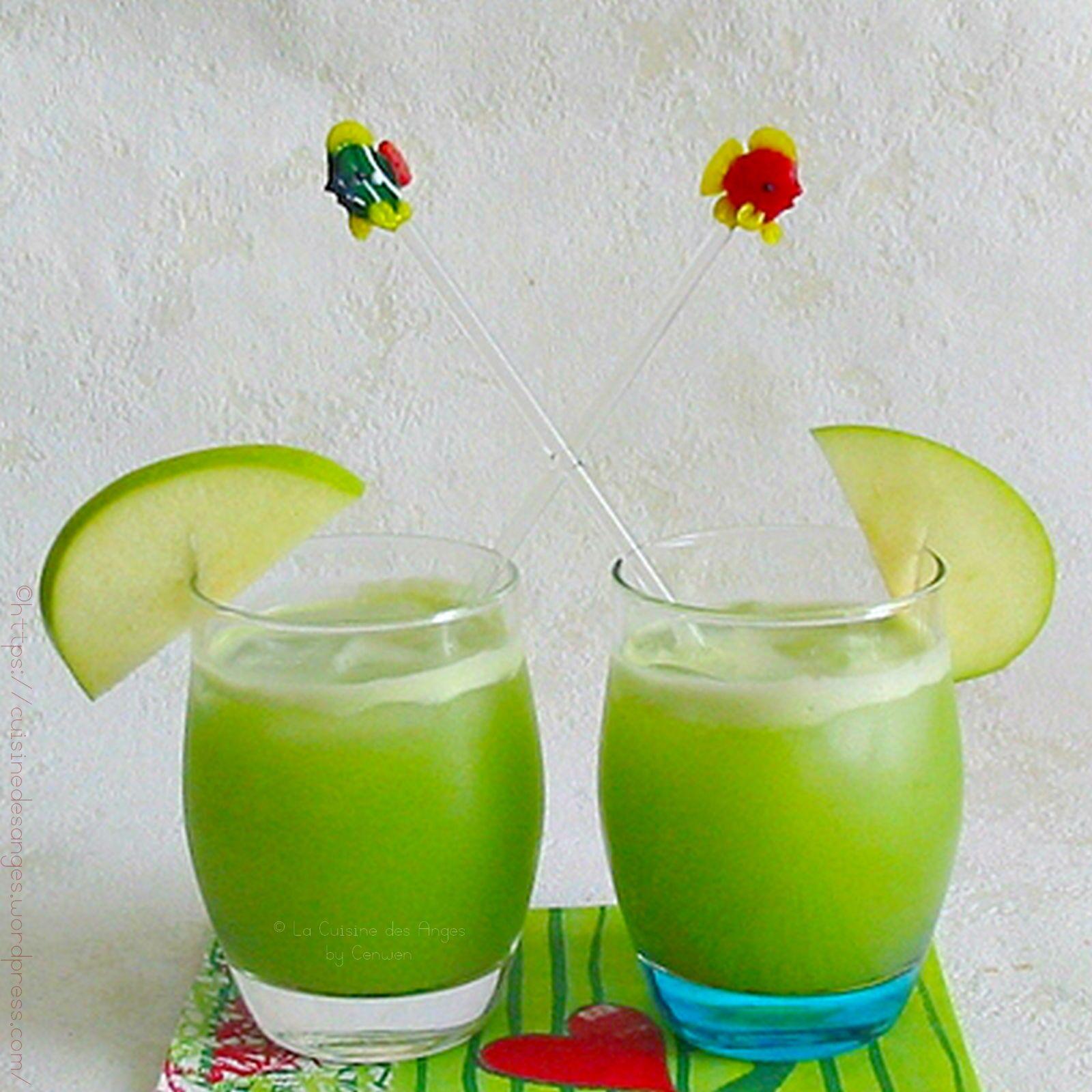 Un cocktail pour détoxifier l'organimse