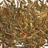 tangerine green from Tea Licious