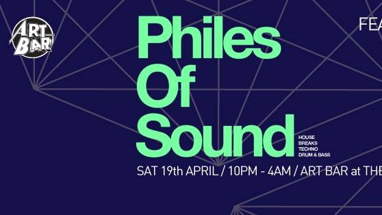 PHILES OF SOUND