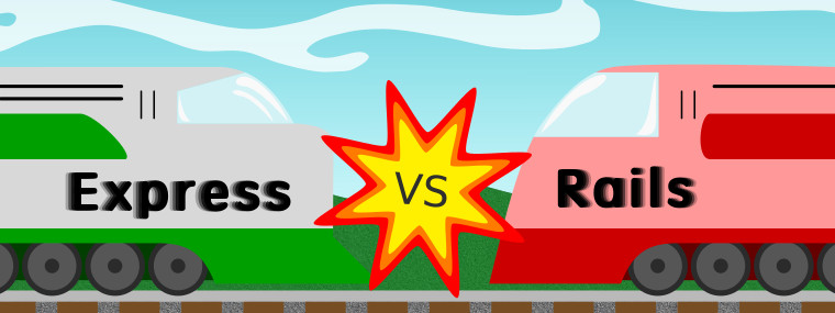 Express vs Rails: Framework Comparison using a Simple Game API