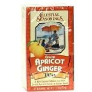 Ceylon Apricot Ginger from Celestial Seasonings