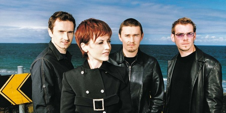 Watch The Cranberries perform a live session in Singapore in 2002
