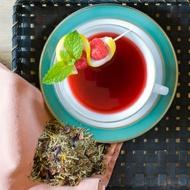 Organic Raspberry Lemon Mint from Divinitea