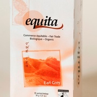 Organic Earl Grey tea from Equita