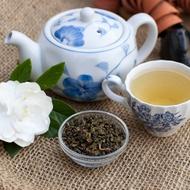 Organic Milk Oolong (Jin Xuan) from The Rabbit Hole Organic Tea Bar