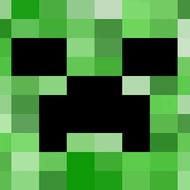Minecraft Creeper from Adagio Teas Custom Blends