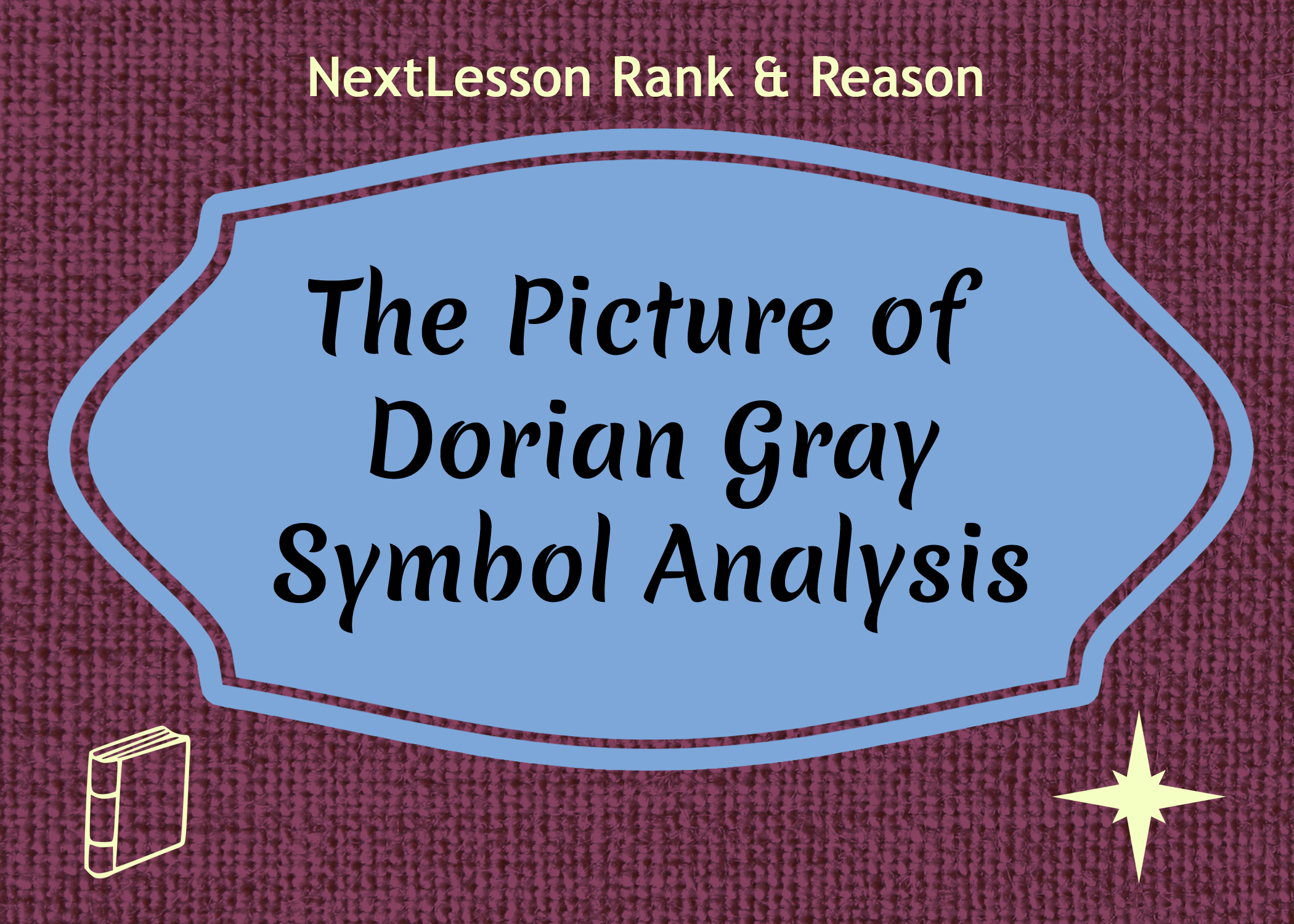the picture of dorian gray 3 essay Free essay: the book, the picture of dorian gray by oscar wilde is one that has many purposes in it one purpose in the book shows how individuals can slowly.
