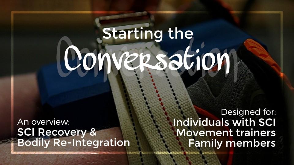 Theo & Stephanie – Starting the Conversation
