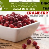 Cranberry Black Tea from 52teas