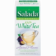 White Asian Plum from Salada