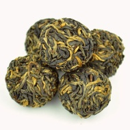 "Mengku ""Big Snow Mountain"" Black Tea Dragon Ball from Yunnan Sourcing"