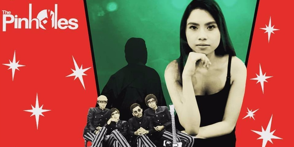 The Pinholes return with a cheerful new Malay-language single, 'Bintang Rok N Rollmu' — watch
