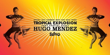Tropical Temple celebrates Afro-Caribbean boogie and Latin rhythms with Hugo Mendez