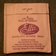 Tea from Ellis Tea Coffee Company