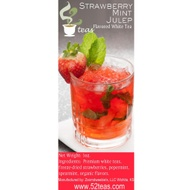 Strawberry Mint Julep from 52teas