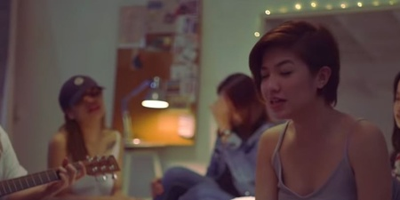Leanne and Naara unveil swoon-worthy 'Make Me Sing' video – watch