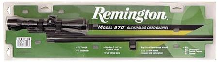 Remington Barrels