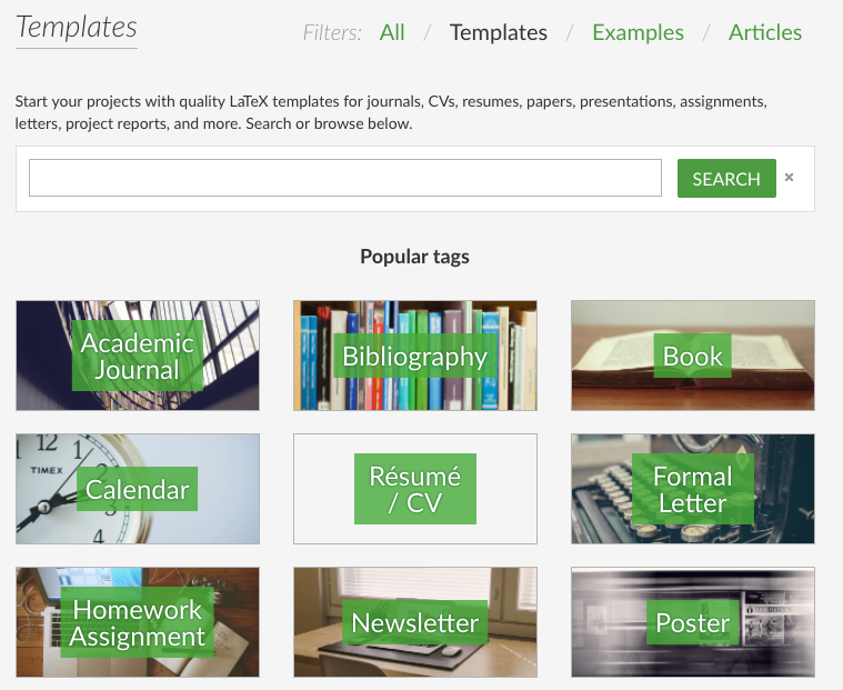 Tip of the Week: Add a Template to the Gallery - Overleaf Blog