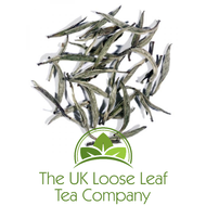 China White Yin Zhen Silver Needle Organic from The UK Loose Leaf Tea Company