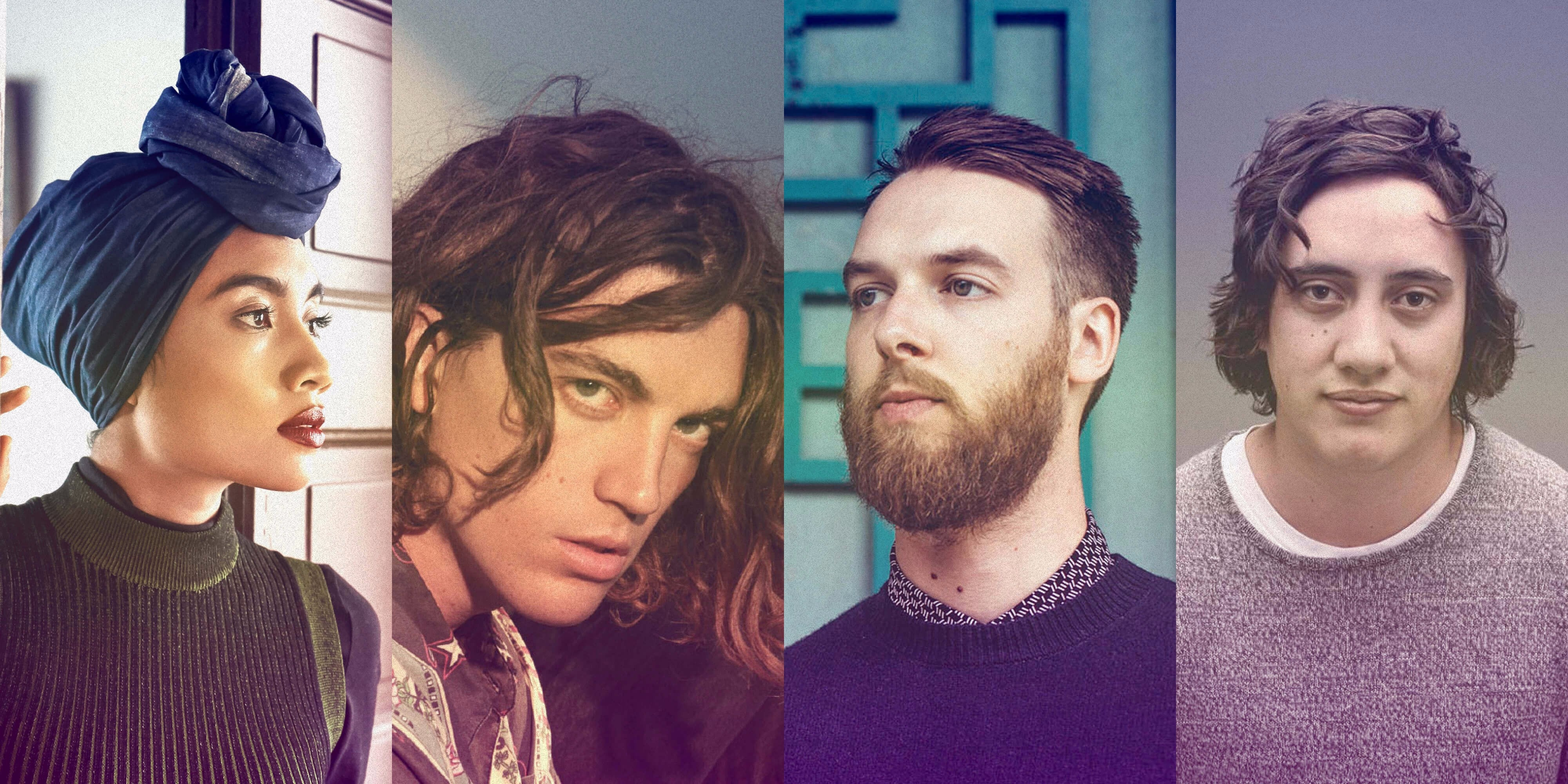 HONNE, Woodlock, LANY and YUNA talk about their local music scenes, festivals, and social media