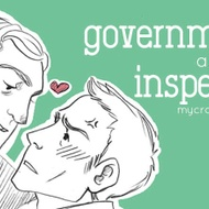 The Government and the Inspector from Adagio Custom Blends, Cara McGee